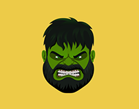 SuperHero's Movember