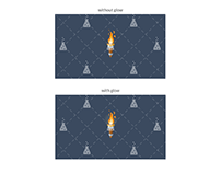 Torch Game Asset