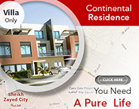 Continental Residence | Google ADS