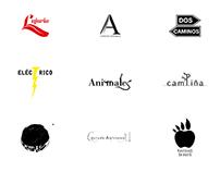 Figure of speech logos.