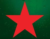 Heineken Bar Guide Microsite