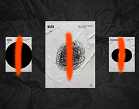 Poster Series , Words, Connotation, Abstracts Whatever.