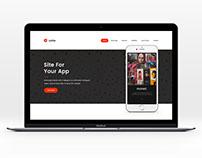 Lattie App Website