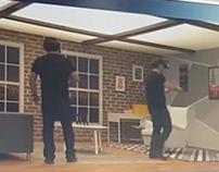 VR Room Understanding