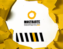 MOSTRATE _ Branding