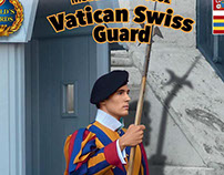 Vatican Swiss Guard (box art for ICM)