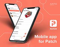 Patch iOS app