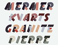 Terrazzo Color Font Family