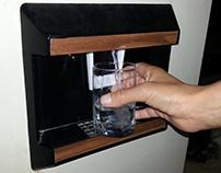 "Fixing old TADIRAN Refrigerator ""Kiosk"" Handle"