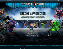 Infinite Crisis Front-end Dev