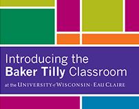 Baker Tilly Classroom Dedication