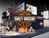 Harley Davidson - Salão 2 Rodas