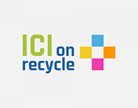 ICI ON RECYCLE +
