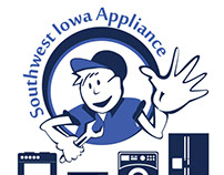 Southwest Iowa Appliance Logo.