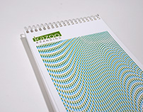 Kazoo Branding Promotional Notebook