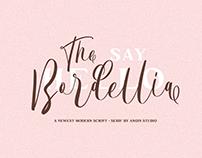 The Bordellia Font Duo (FREE FONT)