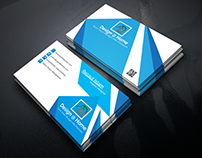 Business Card Design at Home