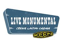 KEEN Live Monumental Wild
