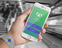 """""""Lazarillo App"""" - UX/UI Design"""