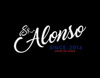 Sr. Alonso-Logo