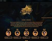LGS-AllStar Voting Site