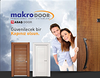 MAKRODOOR & ASAŞDOOR - INTERIOR DOOR AND EXTERIOR DOOR