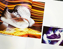 Lightpainted Sneakers - STREETWEAR TODAY
