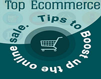 Top E-Commerce Tips to Boost Up the Online Sale