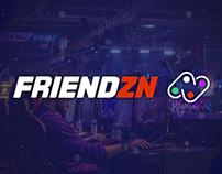 FRIENDZN - eSport Branding