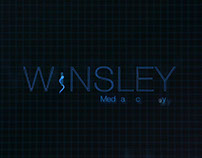 Winsley Medical Logo Animation