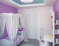 Сhildren bedroom