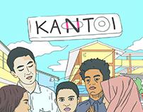 KANTOI (Short Film) Teaser Poster