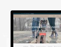 Andrea Arden — Responsive website