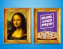 Oba! Pizza - Gerenciamento de Redes Sociais