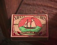 The Matchbox: 3D Animated Short