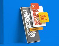 Amem uns aos outros.org | Visual Identity