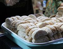 Resep Kue Sagon Bakar Tepung Kanji Gurih Dan Enak
