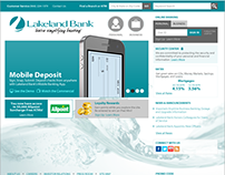 Unselected Responsive Banking
