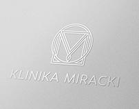Klinika Miracki / Rebranding