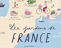 Les Jardins de France
