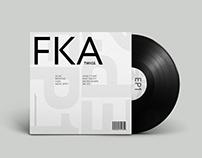 Vinyl Cover /  Обложка винила