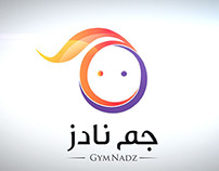 Gym Nadz Logo Animation