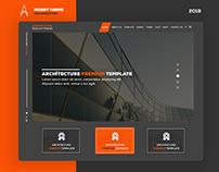 Mosby Architecture - UI/UX Design
