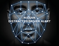 Nissan Distracted Driver Alert