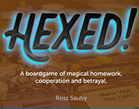 Hexed! - Game Design Project