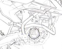 Moto designs