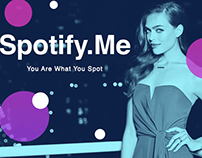 Re-Imagine Spotify as a Shopping App