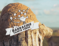 Barracine - Tapete Verde (Montagem e Color Grading)