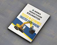 XGMA Excavator Brochure