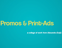 Promos & Print-Ads for the Peles National Museum
